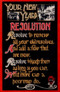 New Year's Resolutions 02