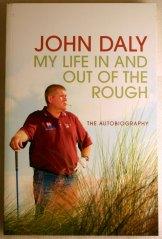 John Daly Autobiography God Amp Golf Tee Ology