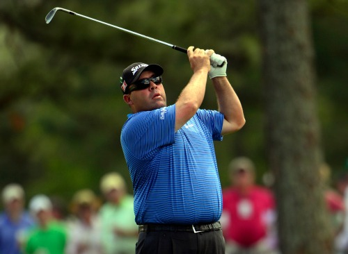 Golf: The Masters-Final Round