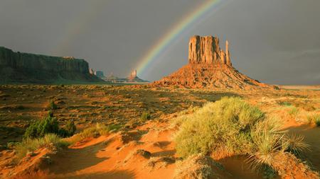 Showers in the Desert 01