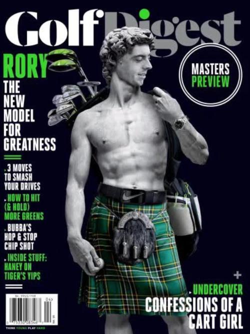 Golf March 04